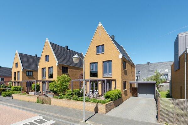 woning aangekocht door Reinerie Garantiemakelaars aan het Balatonmeer 41 te Amersfoort