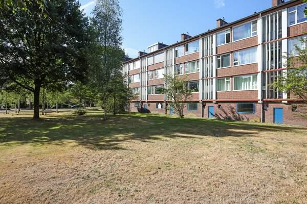 appartement aangekocht door Reinerie Garantiemakelaars aan de Kapelweg 125A amersfoort