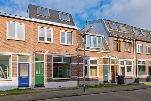 woning aangekocht door Reinerie Garantiemakelaars aan de Bisschopsweg 74 Amersfoort