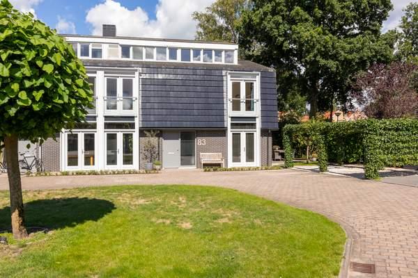 woning aangekocht door Reinerie Garantiemakelaars aan de Eelerberg 83 Amersfoort