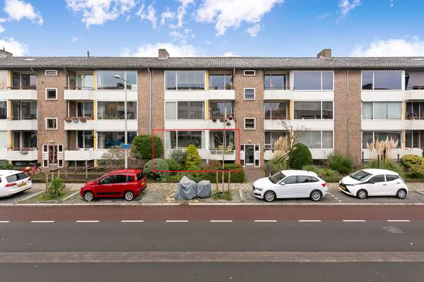 appartement aangekocht door Reinerie Garantiemakelaars aan de Everard Meysterweg 57a Amersfoort