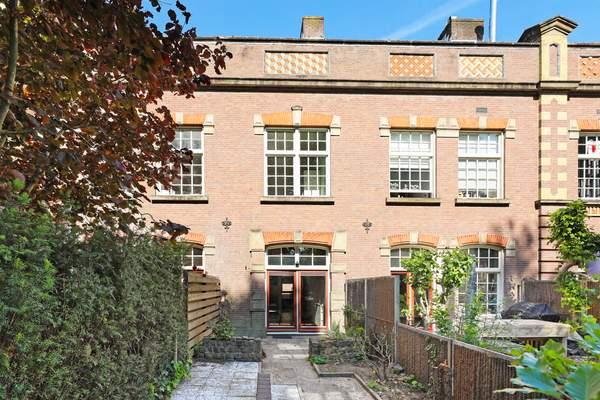 woning aangekocht door Reinerie Garantiemakelaars aan de Graaf Hendriklaan 23 Amersfoort