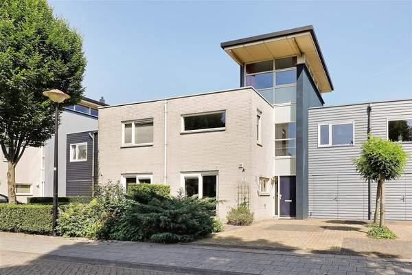 woning aangekocht door Reinerie Garantiemakelaars aan de grote poelslak 17 amersfoort