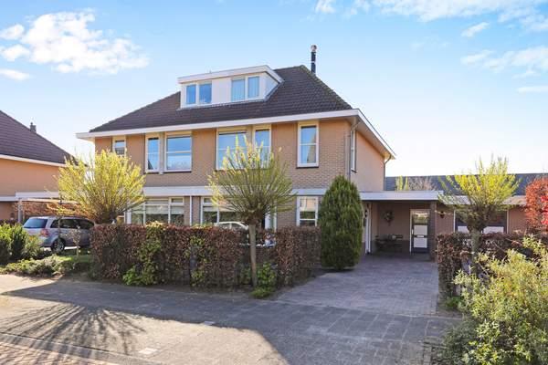 woning aangekocht door Reinerie Garantiemakelaars aan de Kruidentuiin 20 Barneveld