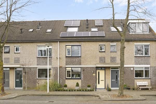 woning aangekocht door Reinerie Garantiemakelaars aan de Le Corbusierstraat 11 Amersfoort